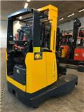 Jungheinrich ETV Q 20, 2005, 4-way reach trucks