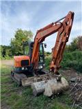 Doosan DX 60 R, 2012, Mini excavators < 7t (Mini diggers)