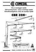 Comedil CBR 32, 2002, Kren boleh bina sendiri
