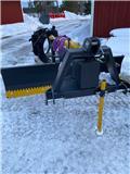 Optimal Schaktblad 250, Snežne daske i plugovi