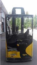 Yale MR25, 2008, Reach trucks