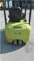 Clark GTX 16, 2015, Električni viljuškari