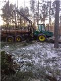 Timberjack 1110, 1997, Lassbærere