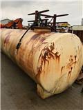 Olietank med tællerværk ca. 6000 ltr, Andet tilbehør