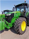 John Deere 7250 R, 2018, Tractores
