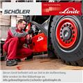 Linde L14LSP, 2012, Low Lifter With Platform