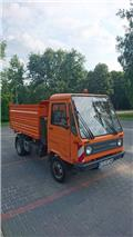 Multicar M26, 2008, Pick up/Dropside