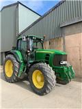John Deere 7530 Premium AQ, 2008, Tractores