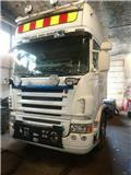 Scania R 620, 2009, Flatbed Trucks