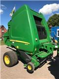 John Deere 864 Premium, 2012, Quaderpressen