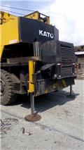 Kato KR 300, 2011, Grúas autopropulsadas