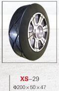 鑫赛 XS-29, 2019, Tires, wheels and rims