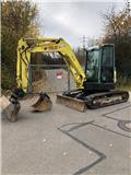 Yanmar Vio 45, 2008, Mini excavators < 7t (Mini diggers)