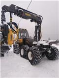 Ponsse Ergo 6W, 2010, Harvesters