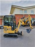 Caterpillar 301.8, 2020, Mini excavators < 7t (Mini diggers)