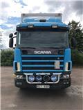Scania 124, 2000, Skapbiler