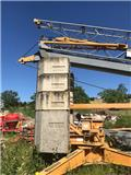 Potain HD 14 C, 1999, Self erecting cranes