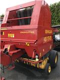 New Holland 658, 2002, Rundballenpressen