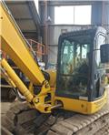 Komatsu PC80MR-3, 2016, Midi excavators  7t - 12t