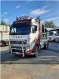 Volvo FH13, 2012, Transportes de madera