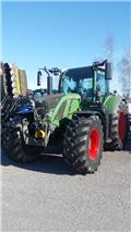 Fendt 720 Vario SCR, 2012, Traktorer