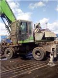 Колёсный экскаватор Sennebogen 835 M, 2008 г., 35800 ч.