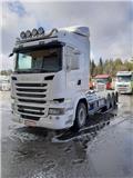 Scania R 730, 2014, Kuorma-autoalustat