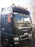 MAN TGX33.680, 2009, Dragbilar