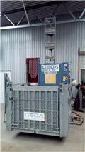 Geda 500 Z ZP, 2012, Hoists and material elevators