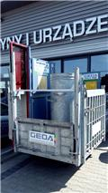 Geda 500 Z ZP, 2005, Hoists and material elevators