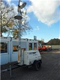 Terex AL 4000, 2010, Mobiele lichtmasten
