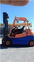 Linde E30P600-02, 2009, Electric forklift trucks