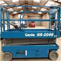 Genie GS 2046, 2012, Scissor lift