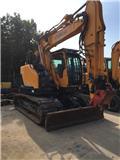 Hyundai Robex 145 LCR-9 A, 2015, Crawler Excavators