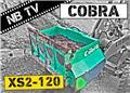 Cobra XS2-120 | Schaufelseparator | Siebschaufel, 2021, Screening buckets