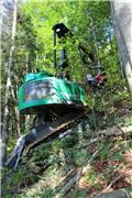 Neuson Forest GmbH Raupenharvester HVT 243, 2017, เครื่องเก็บเกี่ยว