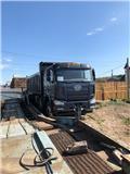 FAW J6 CA3310, 2016, Tipper trucks