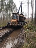 deep forest 612D, 2011, Kihordók