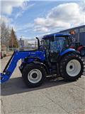 Трактор New Holland T 6.120 EC, 2016 г., 6100 ч.