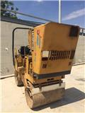 Caterpillar 22, 2000, Rodillos de doble tambor