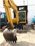 Hyundai Robex 55-7, 2010, Mini excavators < 7t (Penggali mini)