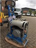 Weber CR2 (Reversible), 2014, Plate compactors