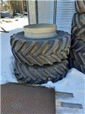 Michelin 650/65R38 paripyörät, 2013, Dual wheels