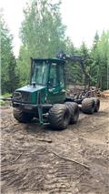 Timberjack 810 B, 1997, Forwarderid