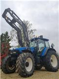 New Holland TM 140، 2003، الجرارات