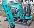 Kobelco SK 30 SR-5, 2018, Mini Excavators <7t (Mini Diggers)