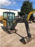 Volvo EC 15 C, 2011, Mini excavators < 7t (Mini diggers)