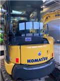 Komatsu PC55MR-3, 2013, Mini koparki