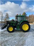 John Deere 6420 S, 2003, Traktorit