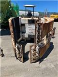 Roncari URT090C250, 2001, Perdah makinalari